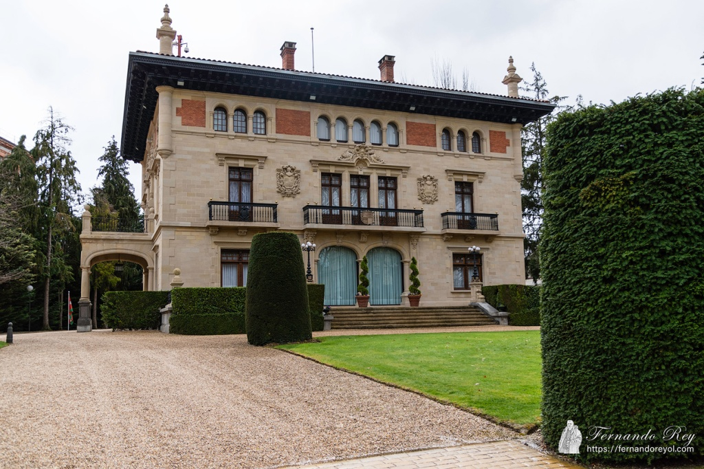 Palacio-de-Ajuria-Enea