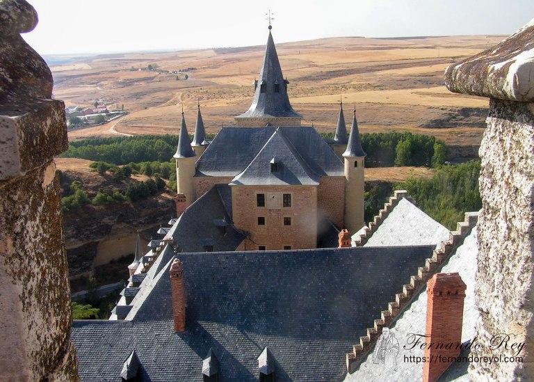 Vista desde la torre de Juan II