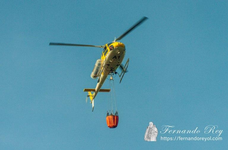 helicóptero AUGUSTA A-119