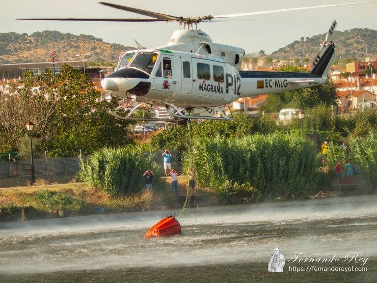 helicóptero Bell 412