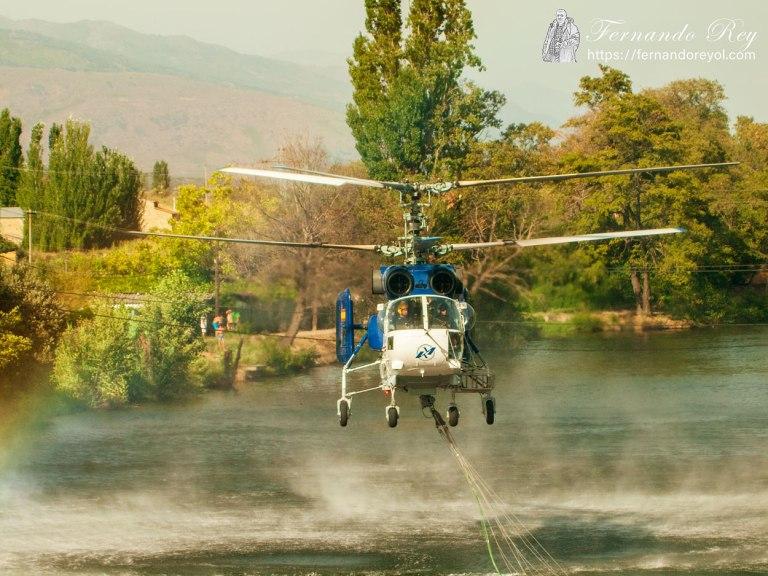 helicóptero Kamov K32A 11 BC