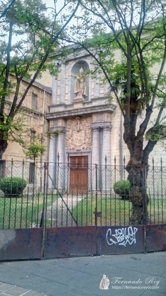 Antiguo hospicio