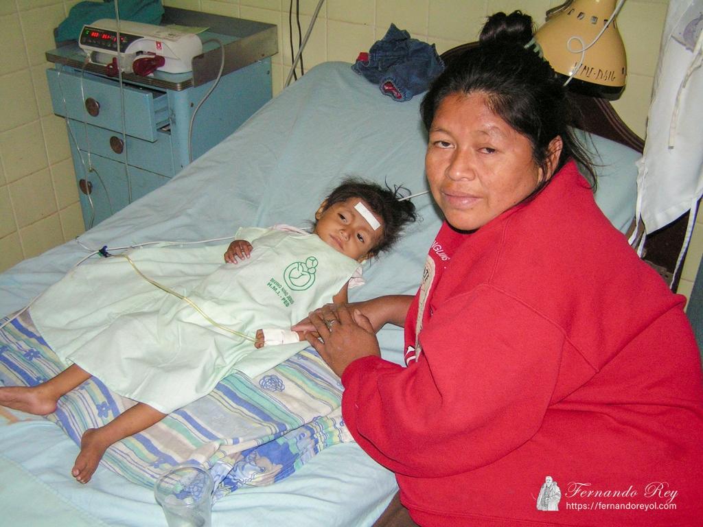 Hospital materno infantil de Trinidad